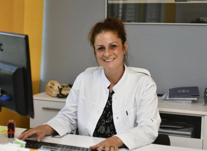 Dr. med. Schirin Rossmair